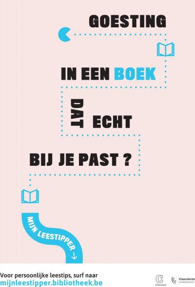 Ben jij op zoek naar een goed boek?